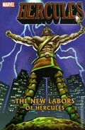 Hercules The New Labors of Hercules TPB (2005 Marvel) 1-1ST