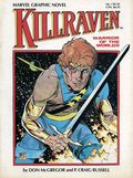Killraven Warrior of Worlds GN (1983 Marvel) 1-1ST