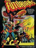Futurians GN (1983 Marvel) 1-REP