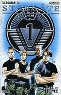 Stargate SG-1 Fall of Rome (2004) 1E