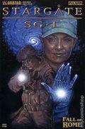 Stargate SG-1 Fall of Rome (2004) 2F