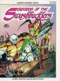 Swords of the Swashbucklers GN (1984 Marvel) 1-1ST