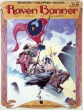 Raven Banner A Tale of Asgard GN (1985 Marvel) 1-1ST