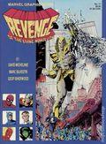 Revenge of the Living Monolith GN (1985 Marvel) 1-1ST