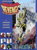 Revenge of the Living Monolith GN (1985 Marvel) 1-REP