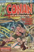 Conan the Barbarian (1970 Marvel) Mark Jewelers 35MJ