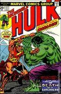 Incredible Hulk (1962-1999 1st Series) Mark Jewelers 177MJ