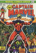 Captain Marvel (1968 1st Series Marvel) Mark Jewelers 32MJ