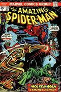 Amazing Spider-Man (1963 1st Series) Mark Jewelers 132MJ