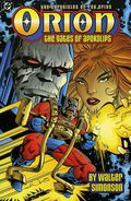 Orion The Gates of Apokolips TPB (2001 DC) 1-1ST