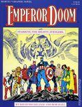 Avengers Emperor Doom GN (1987 Marvel) 1-1ST