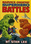 Marvel's Greatest Superhero Battles TPB (1978 Fireside) 1-REP