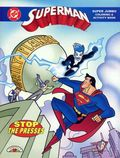 Superman Super Jumbo Coloring and Activity Book SC (1998) 1-1ST