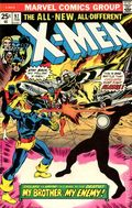 Uncanny X-Men (1963 1st Series) Mark Jewelers 97MJ