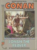 Conan The Reaver GN (1987 Marvel) 1-1ST