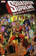 Squadron Supreme Death of a Universe TPB (2006 Marvel) 1-1ST