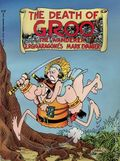 Death of Groo the Wanderer GN (1987 Marvel) 1-1ST