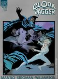 Cloak and Dagger Predator and Prey GN (1988 Marvel) 1-1ST