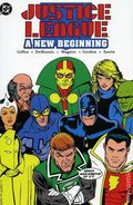 Justice League A New Beginning TPB (1989 DC) 1-REP