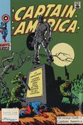 Captain America (1968 1st Series) 113MPI