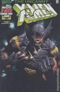 Uncanny X-Men (1963 1st Series) 381DF.SIGNED