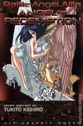 Battle Angel Alita Angel of Redemption TPB (1996 Viz) 1-1ST