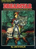 Dreadstar GN (1982 Marvel) 1-REP