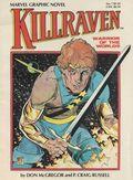Killraven Warrior of Worlds GN (1983 Marvel) 1-REP