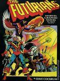 Futurians GN (1983 Marvel) 1-1ST