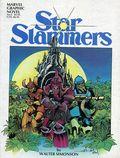 Star Slammers GN (1983 Marvel) 1-REP
