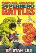 Marvel's Greatest Superhero Battles TPB (1978 Fireside) 1-1ST
