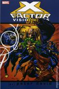 X-Factor Visionaries Peter David TPB (2005-2008 Marvel) 1-1ST