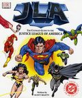 JLA The Ultimate Guide to the Justice League HC (2002 DK) 1-1ST