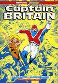 Captain Britain TPB (1988 Marvel) By Alan Davis and Jamie Delano 1-REP