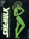 Sensational She-Hulk GN (1985 Marvel) 1-1ST