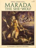 Marada The She-Wolf GN (1985 Marvel) 1-1ST