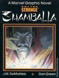 Doctor Strange Into Shamballa GN (1986 Marvel) 1-1ST