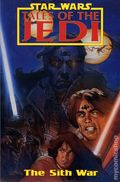 Star Wars Tales of the Jedi The Sith War TPB (1996 Dark Horse) 1-1ST