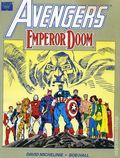 Avengers Emperor Doom GN (1987 Marvel) 1-REP