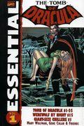 Essential Tomb of Dracula TPB (2003-2005 Marvel) 1-1ST