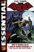Essential Tomb of Dracula TPB (2003-2005 Marvel) 3-1ST