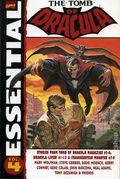 Essential Tomb of Dracula TPB (2003-2005 Marvel) 4-1ST