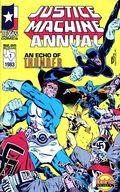 Justice Machine Annual (1983 Texas Comics) 1