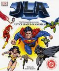 JLA The Ultimate Guide to the Justice League HC (2002 DK) 1-REP