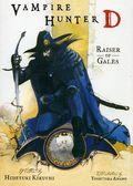 Vampire Hunter D SC (2005-2017 Dark Horse/DMP Novel Series) 2-1ST