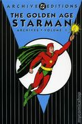 DC Archive Editions Golden Age Starman HC (2000-2009 DC) 1-1ST