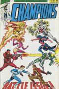 Champions (1987 Hero) 5