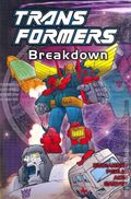 Transformers Breakdown TPB (2004 Titan) 1-1ST