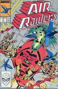 Air Raiders (1987 Marvel/Star Comics) 5