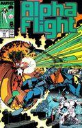 Alpha Flight (1983 1st Series) 60